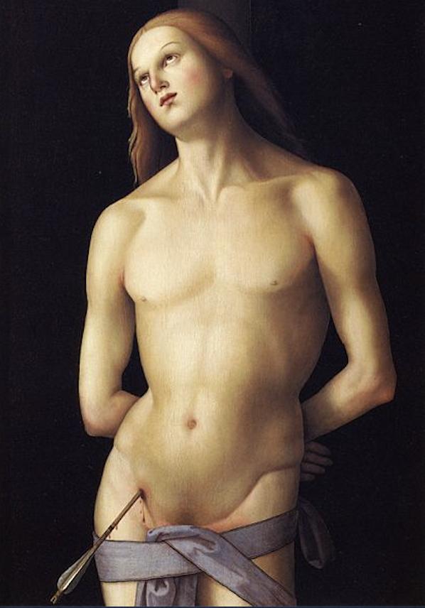 Gemälde Perugino-Schule